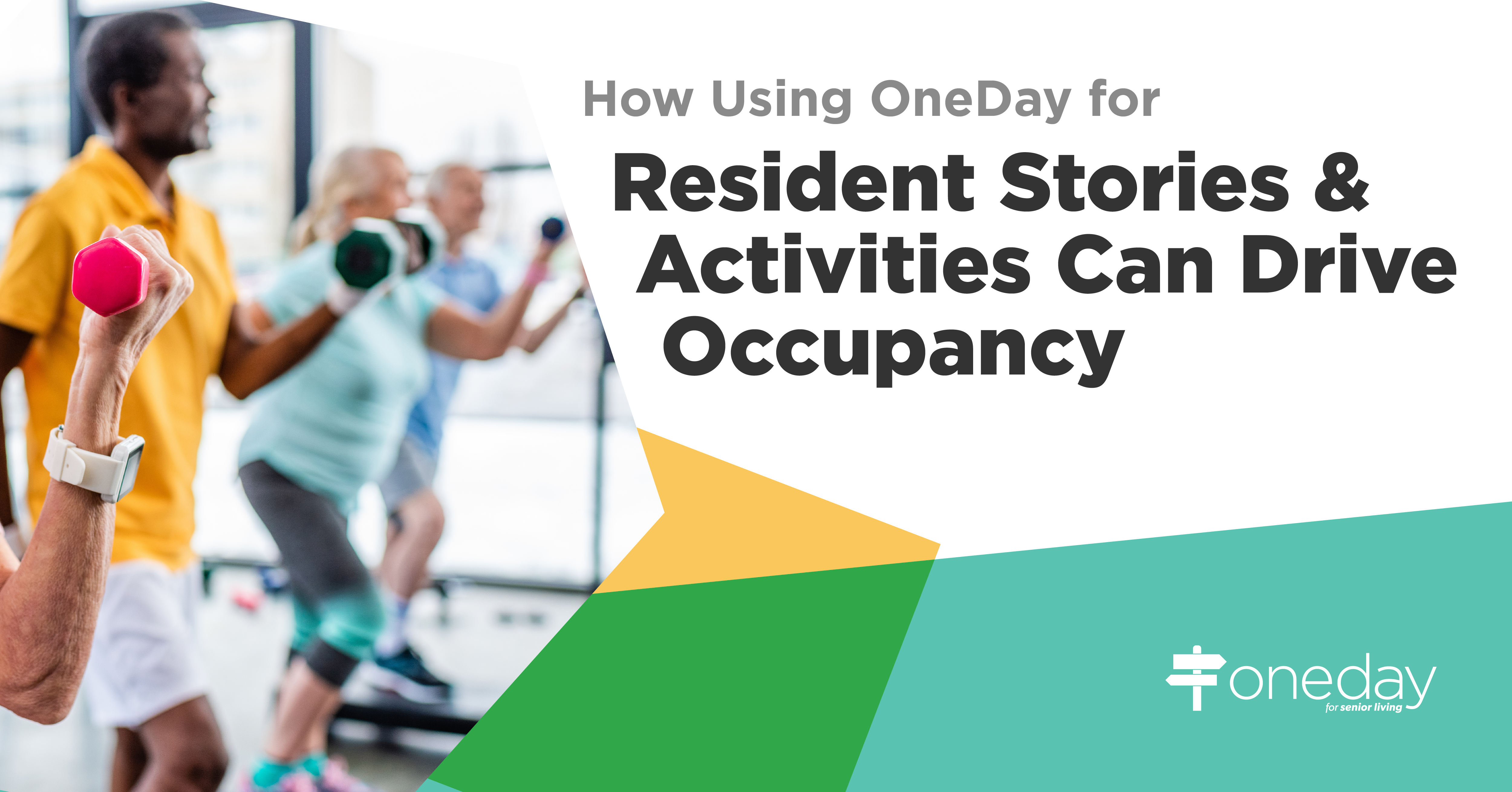 A look at how Resident Stories and activity videos drive occupancy for your senior living community by keeping families happy and showcasing your culture.