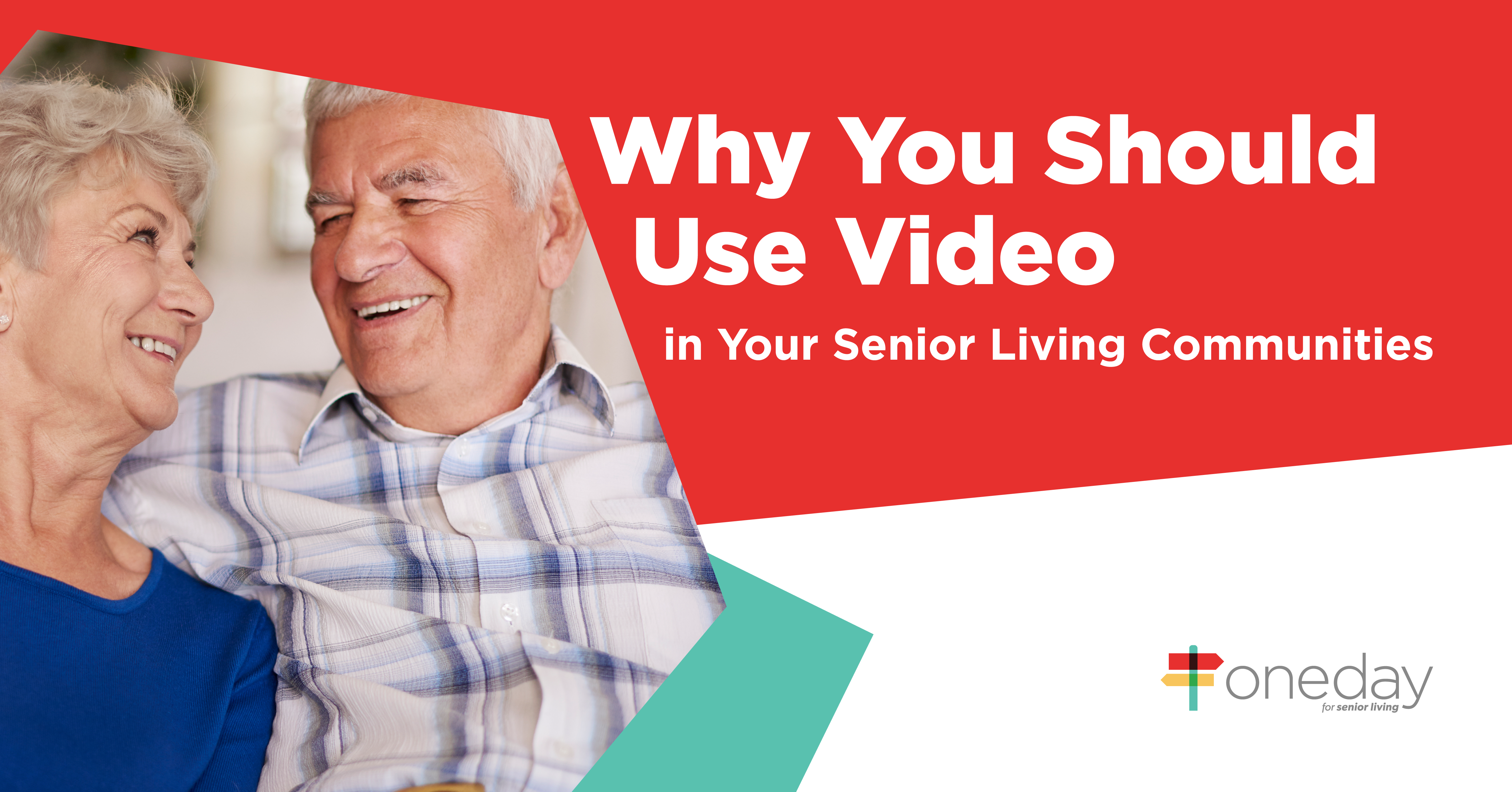 Insights from our team of experts on using video to transform your senior living communities' messaging into a genuine difference-maker on your occupancy rates.