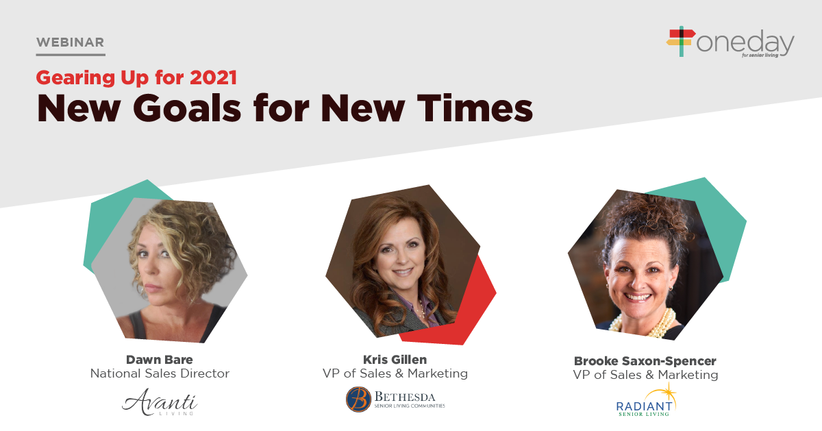 On-Demand Webinar: Gearing Up for 2021 - New Goals for New Times